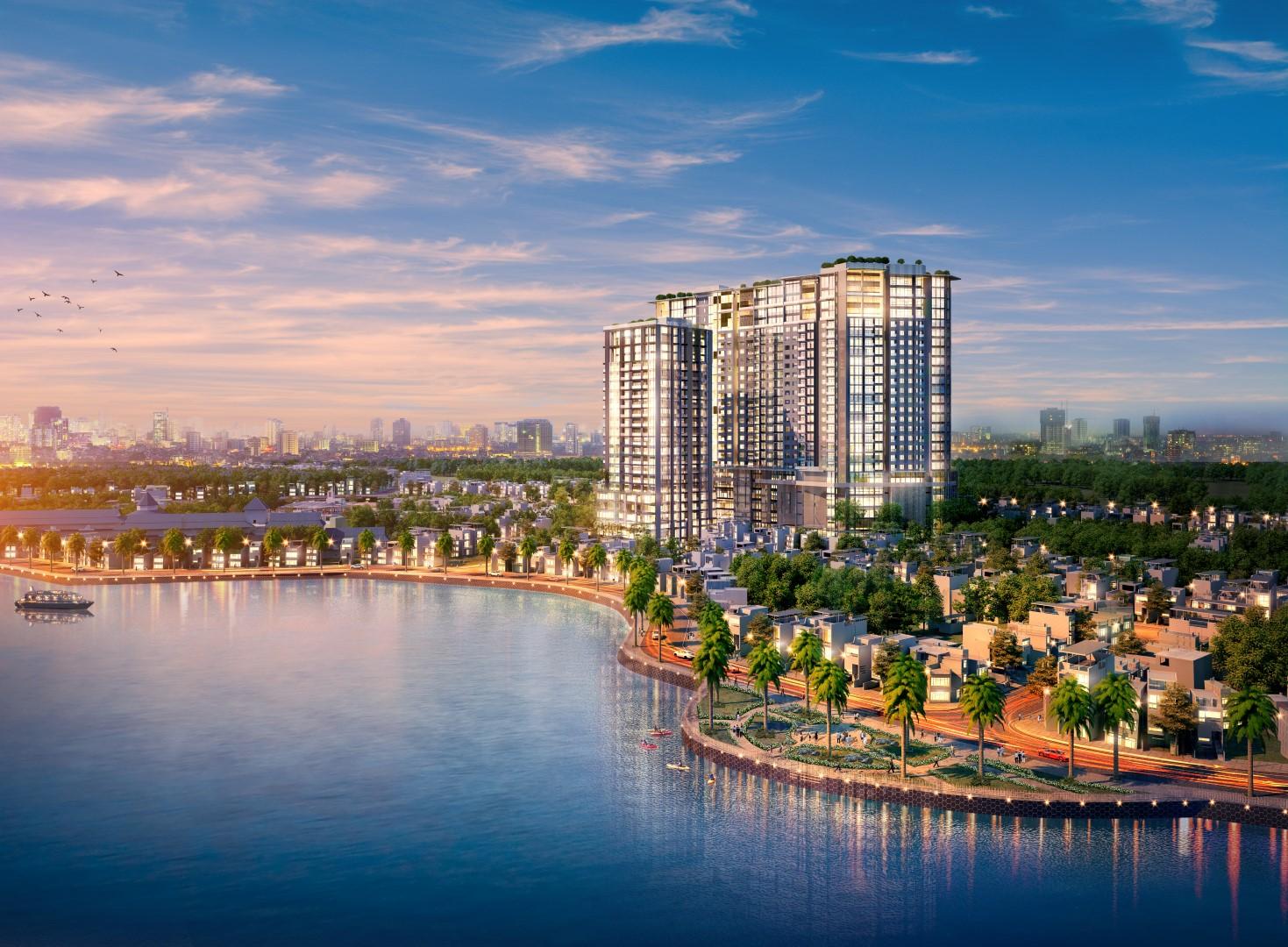 Ưu đãi hấp dẫn duy nhất trong ngày mở bán Sun Grand City Thuy Khue Residence